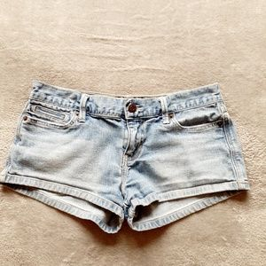Hollister Jean Shorts size 5